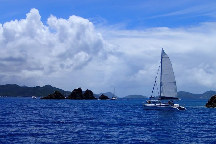 British Virgin Islands Sailing/Snorkeling for Students, 8 Days