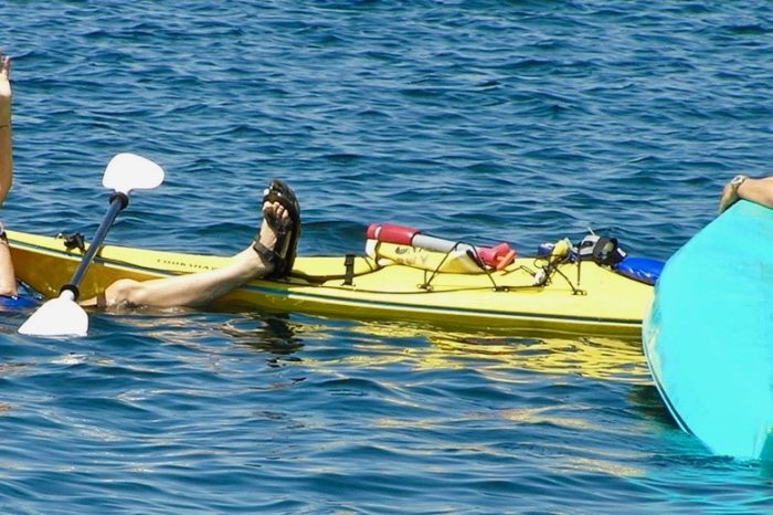 Kayak Skills and Safety Courses